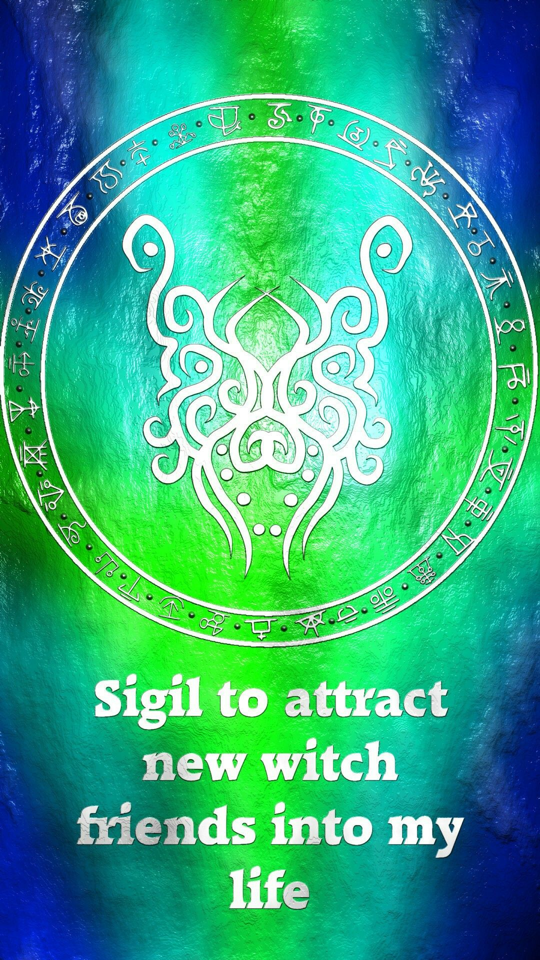 To attract new witch friends into my life | craft magic words ...