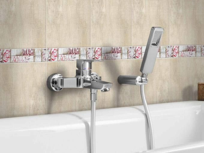 Moelo wall listello ctm beautifully beige bathrooms for Ctm bathroom designs