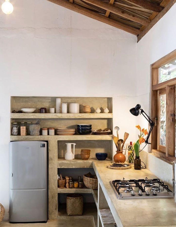 Pin De Jet Van Der Veen Em Keuken Pura Vida Em 2020 Cozinhas Domesticas Interior De Cozinha Cozinha De Tijolos