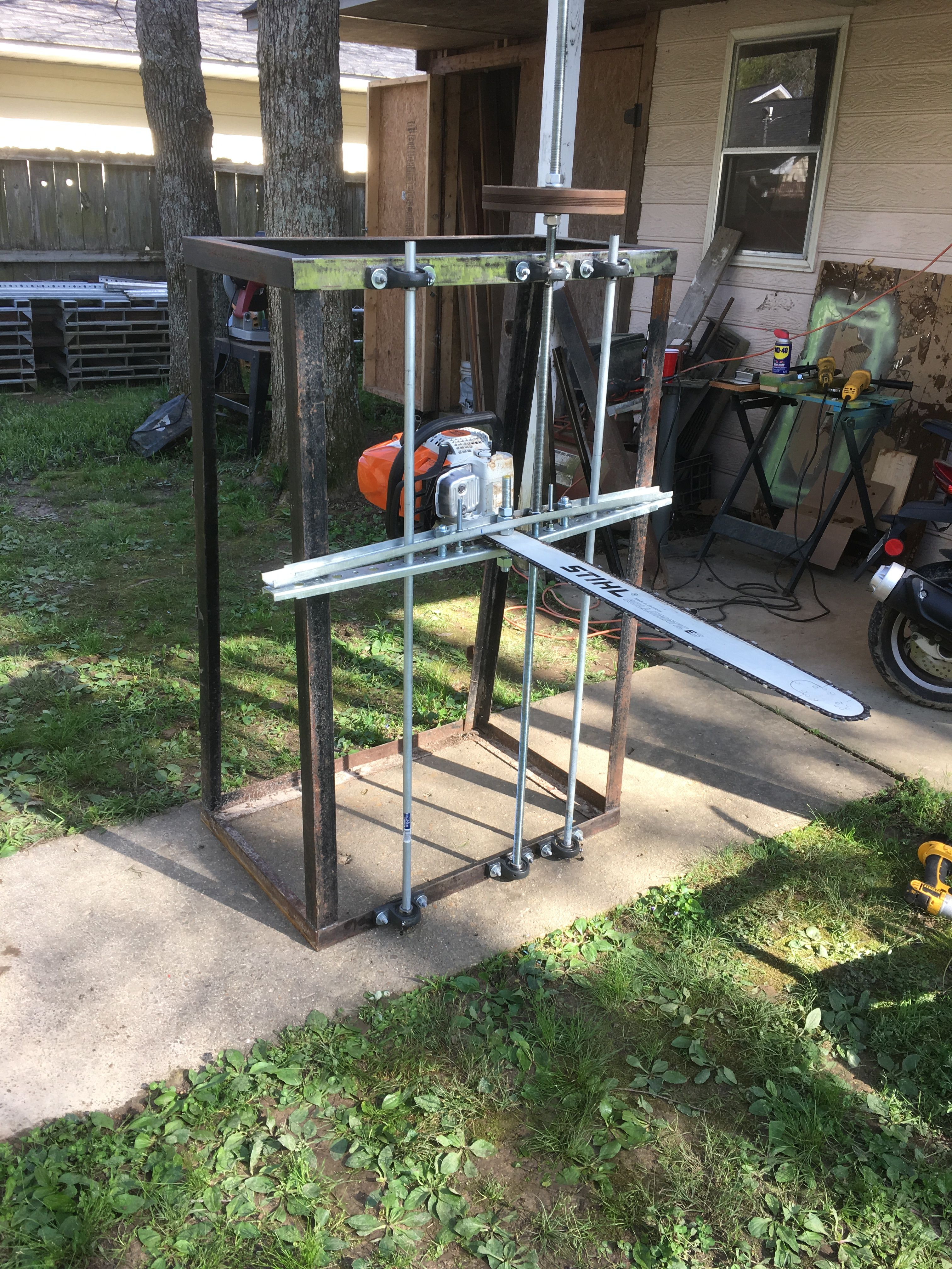 pin by mark on chain saw band saw mills pinterest