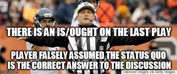 Who else is severely disappointed with the referees this season?