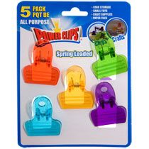 Bulk Plastic Power Clips 5 Ct Packs At Dollartree Com With Images Home Goods Decor Elegant Decor Bedroom Items