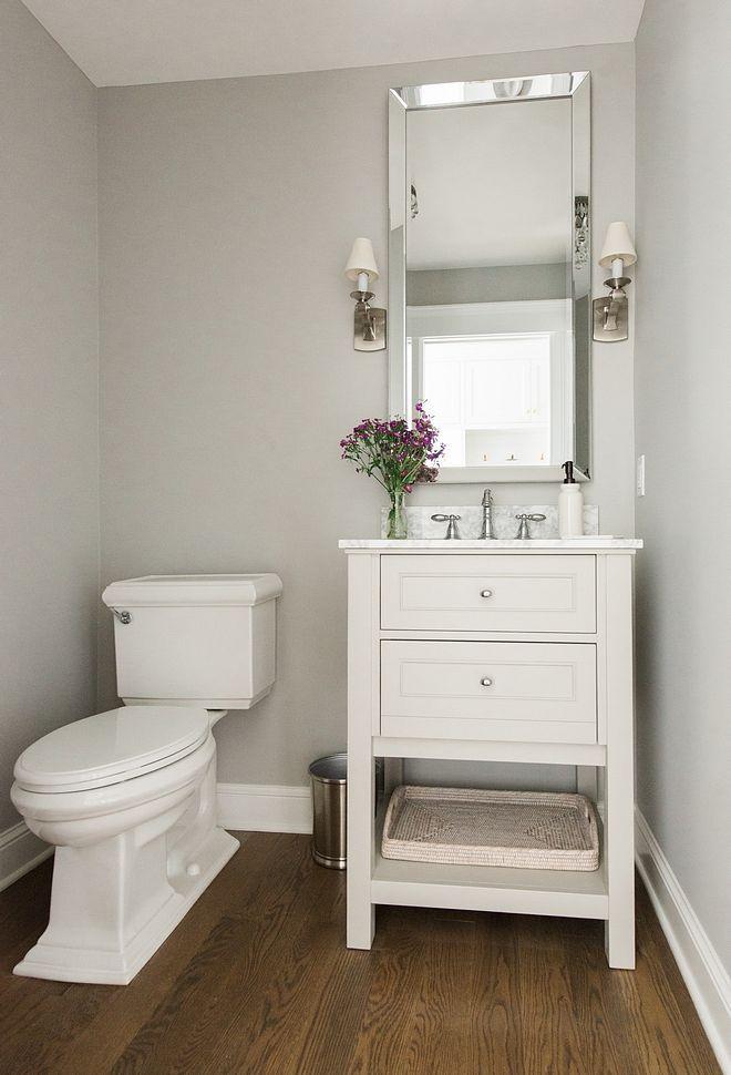 Small Vanity Bathroom
