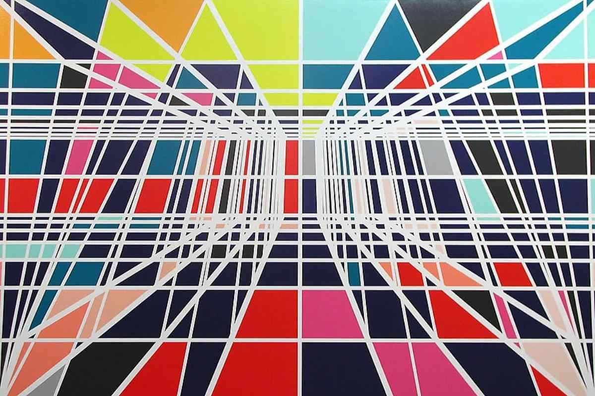 10 Famous Pattern Artists You Must Know Widewalls Pattern Art Abstract Geometric Art