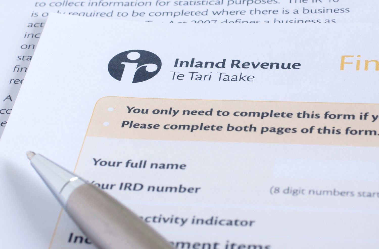 How Long Does It Take To Get An Ird Number In Nz