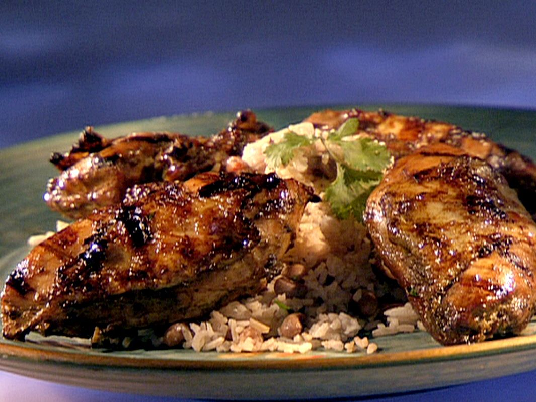 Caribbean Chicken | Rezept | Guy Fieri recipes | Pinterest