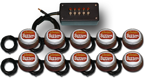 How To Make Quot Easy Buttons Quot Into A Game Show Buzzer System