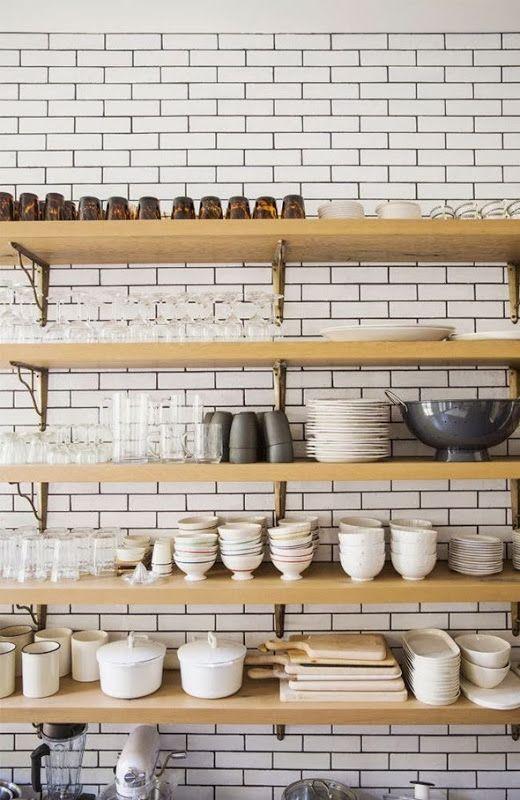Fabulous Room Friday 10.11.13 | Ali Cayne's Kitchen via Domino