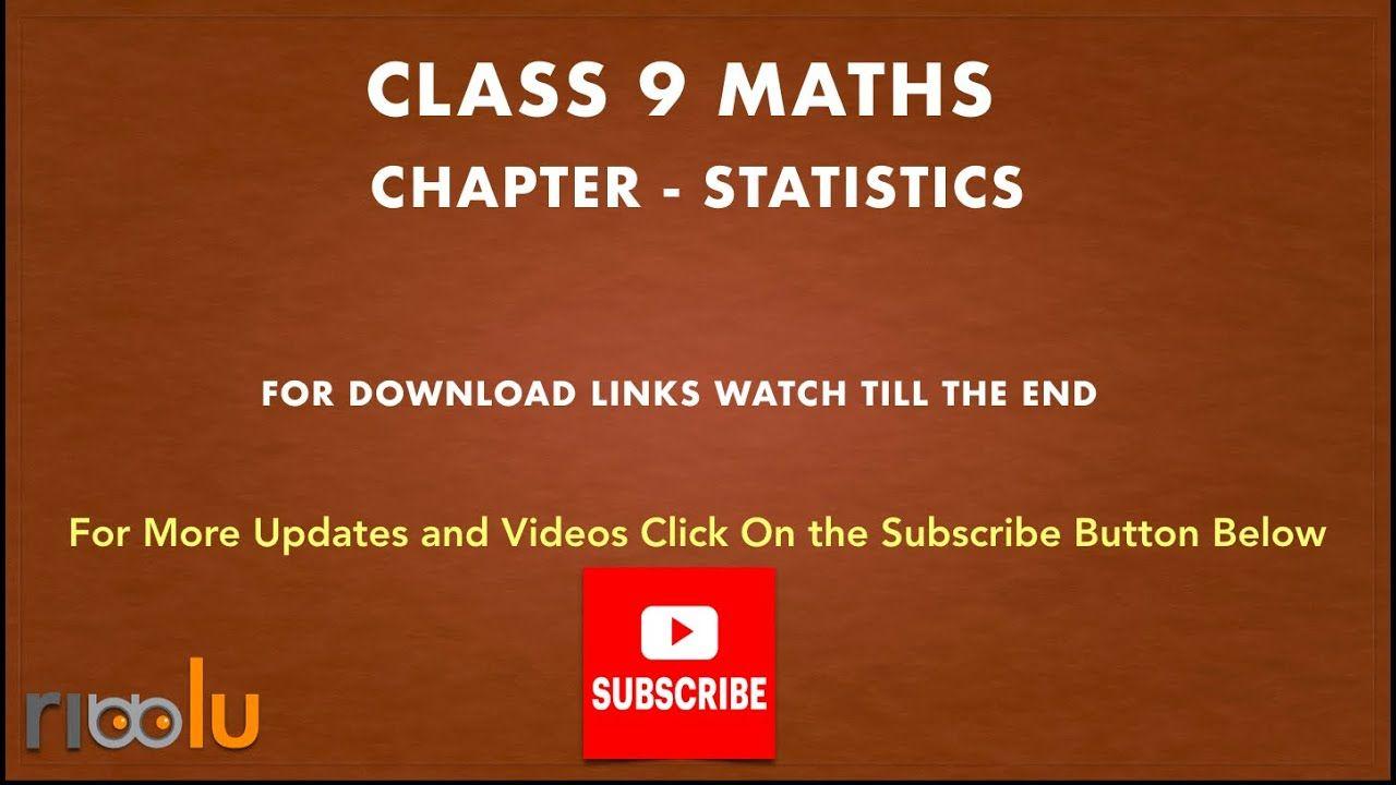 Statistics Class 9 Maths Chapter 14 Worksheets Important Questions Math Math Questions Studying Math [ 720 x 1280 Pixel ]