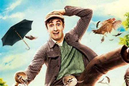 With first Raj Kapoor and then grandson Ranbir Kapoor in Barfi playing the legendary Charlie Chaplin  http://www.speakingtree.in/spiritual-blogs/seekers/god-and-i/life-is-a-joke-quotes-by-charlie-chaplin