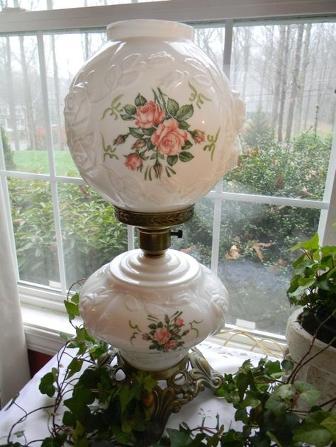 Gone with the Wind lamp - Have this very lamp so I don't need to wish for this one thing