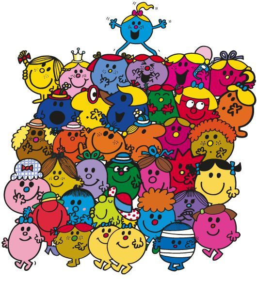 Which Mr. Men Is Your Soulmate?