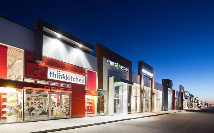 Pin by daniel on strip centers pinterest retail for Construction local commercial