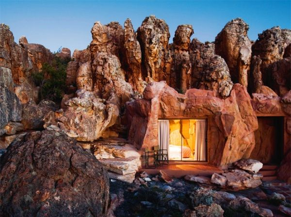 Cave Hotel In Cederberg Mountains South Africa South Africa Travel South Africa Travel Guide Africa Travel