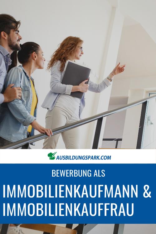 Bewerbung Als Immobilienkaufmann Immobilienkauffrau In 2020 Kauffrau Ausbildung Bewerbung