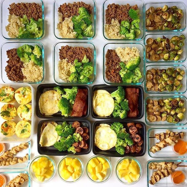 Start to finish this meal prep took working_on_my_fitness