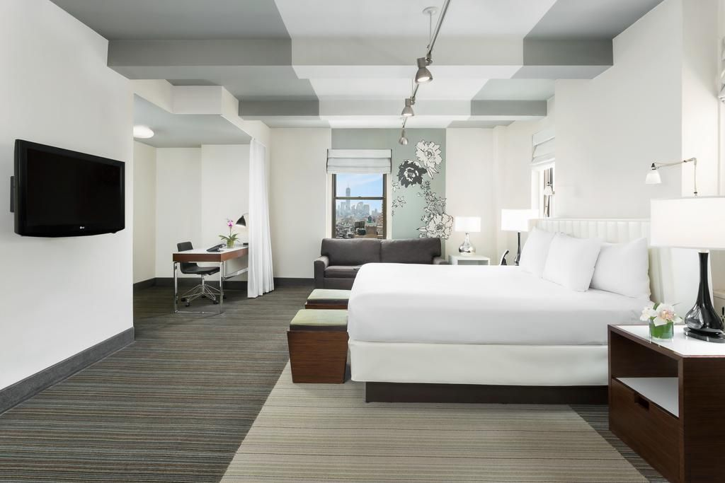 This Boutique Hotel In Manhattan Features A Restaurant Gym And Studios Or Suites With Full Kitchens Stewart Hotel Is 322 M Fro Hotel Price Hotel Cheap Hotels