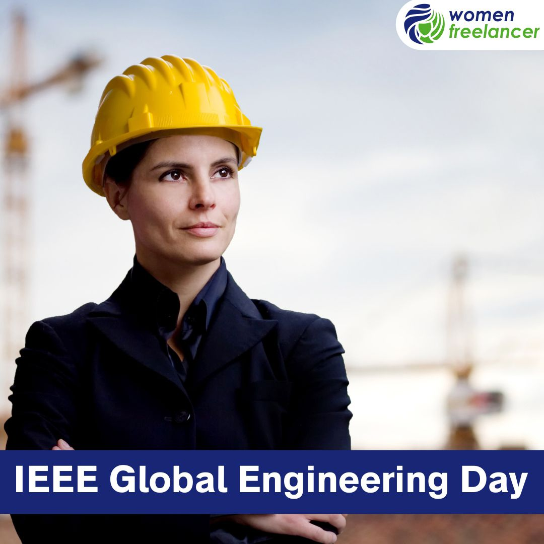 IEEE Global Engineering the Future Day. Women Strong
