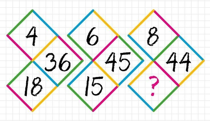Puzzle in 2020 Maths puzzles, Math puzzles brain teasers