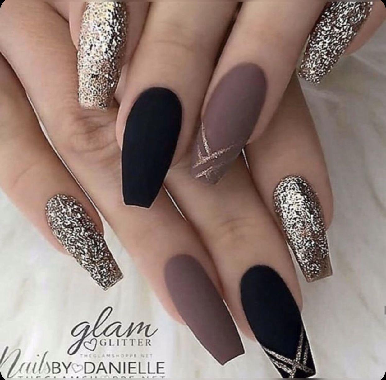 Pin By Brenna Palma On Nails In 2020 Classy Nail Designs Coffin Nails Designs Classy Nails
