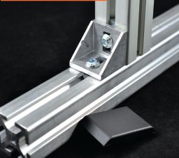 t slot framing systems have many uses from tables to stands to displays and more