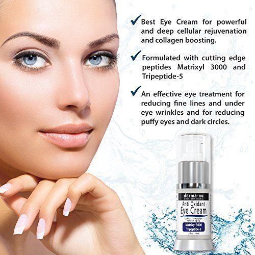 cafea500bd0 Anti Aging Eye Cream - Best Eye Treatment for Under Eye Wrinkles