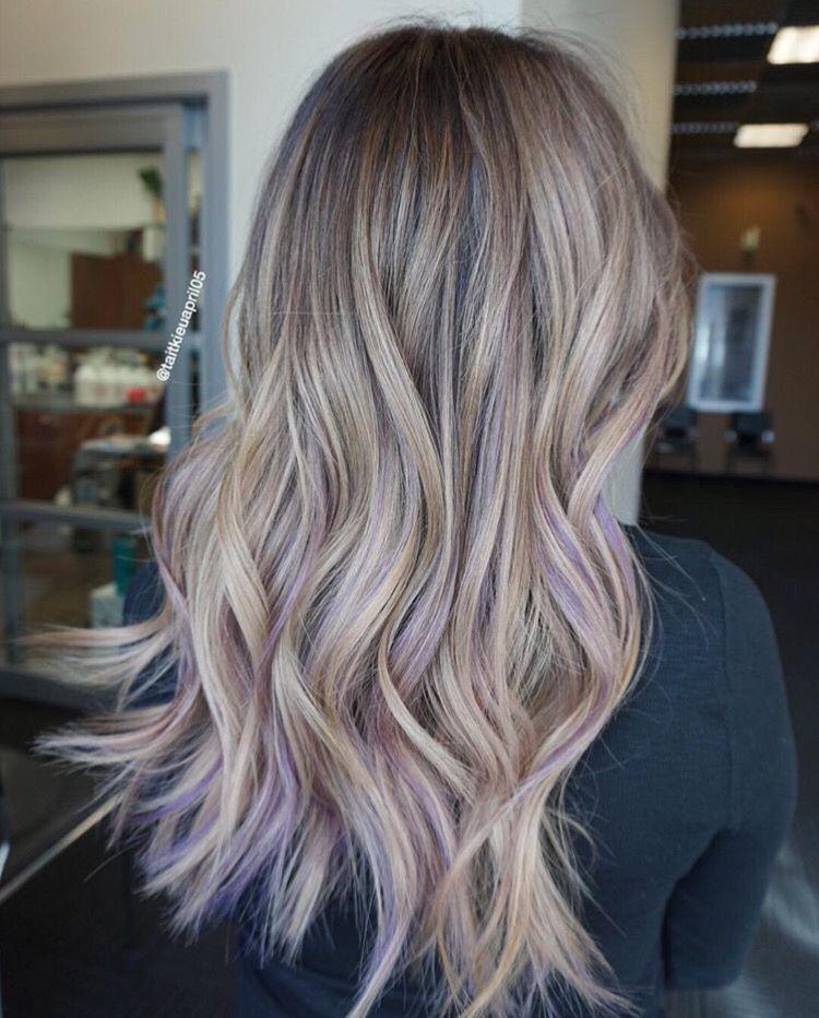 6a6aec12a7ef2e3606ccfba9cc45b9d3 Jpg 750 932 Pixels Purple Blonde Hair Light Purple Hair Pastel Purple Hair