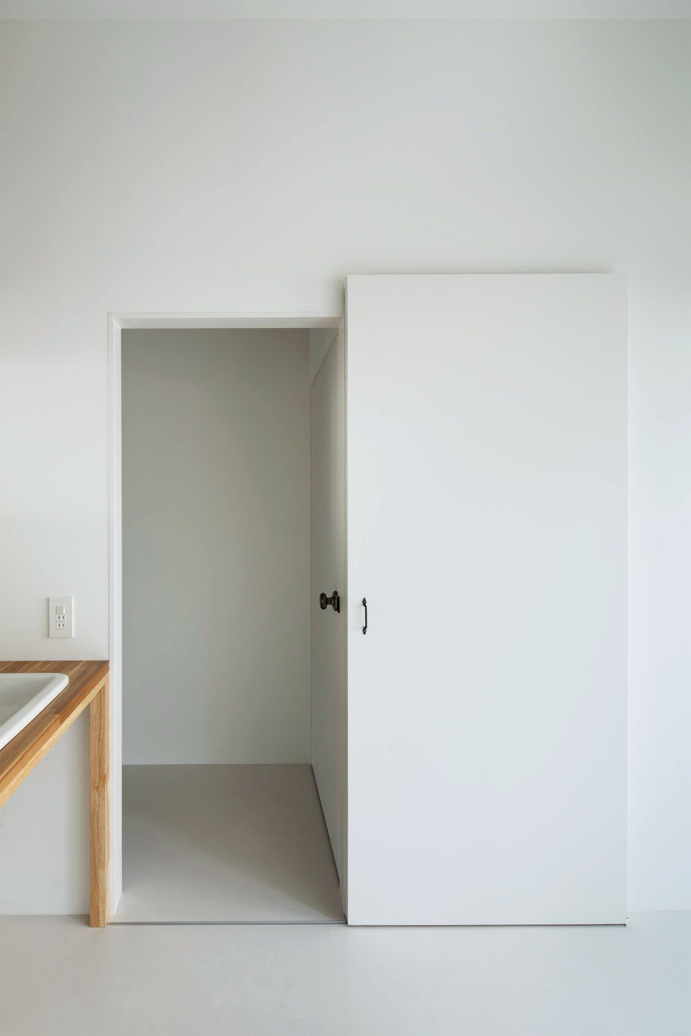 Sliding Door Soja O By Kaniue Architects # Muebles Cocina Sojoa