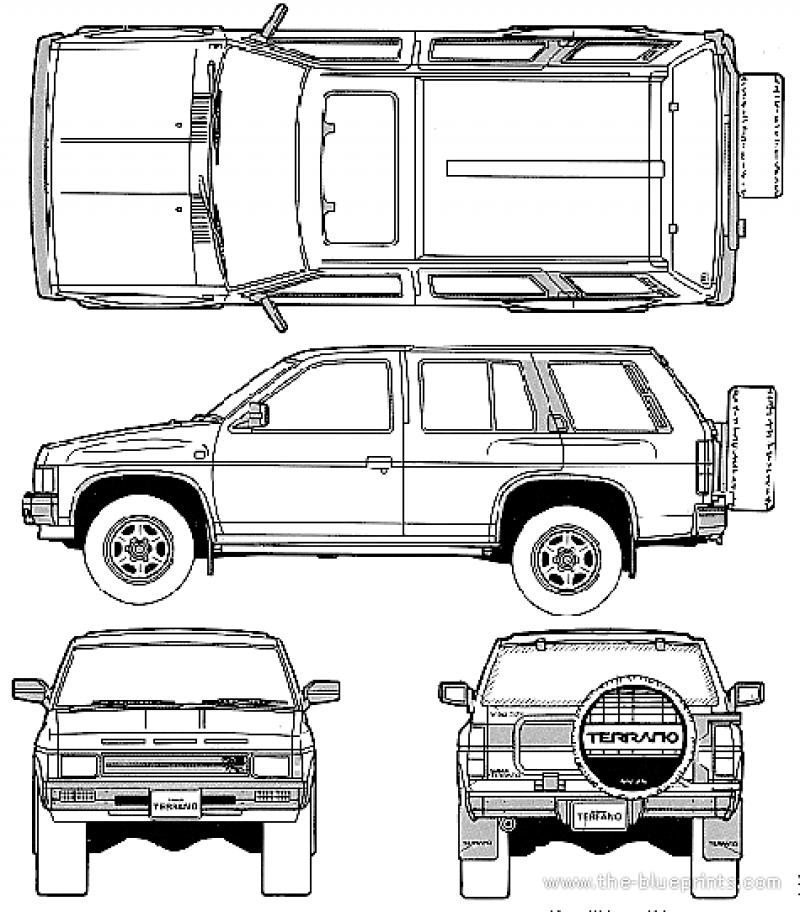 Nissan_Terrano_Pathfinder_R3M_1991