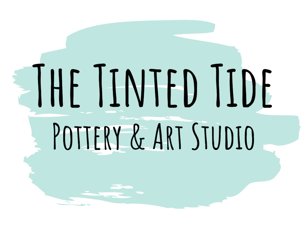 The Tinted Tide Home Pottery Painting On Saint Simons Island In 2020 Pottery Painting St Simons Island Pottery Art
