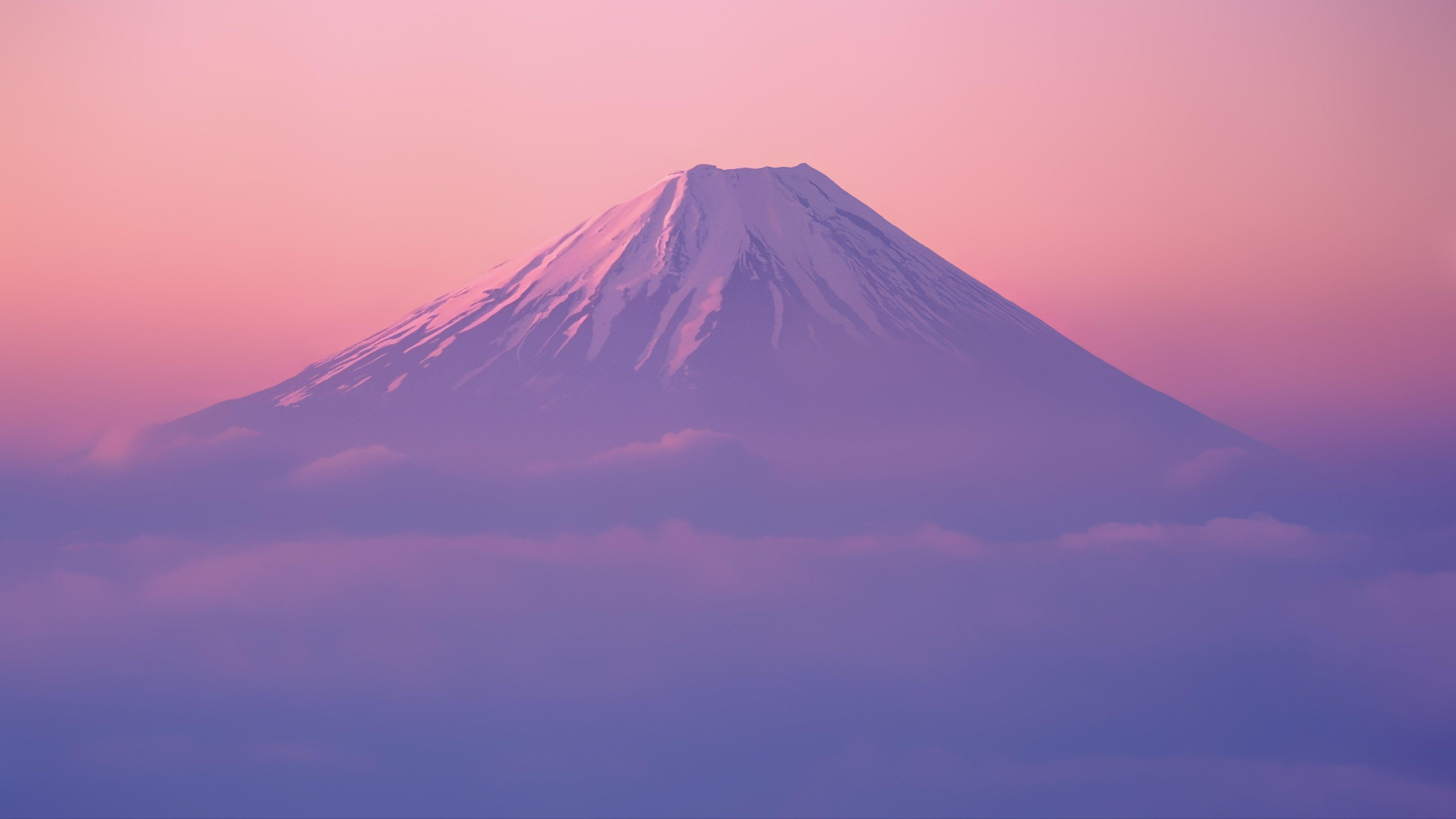 Mount Fuji Mac Os X Lion 5k Wallpaper Hdwallpaper Desktop Mount Fuji Wallpaper Japan Hd Wallpaper