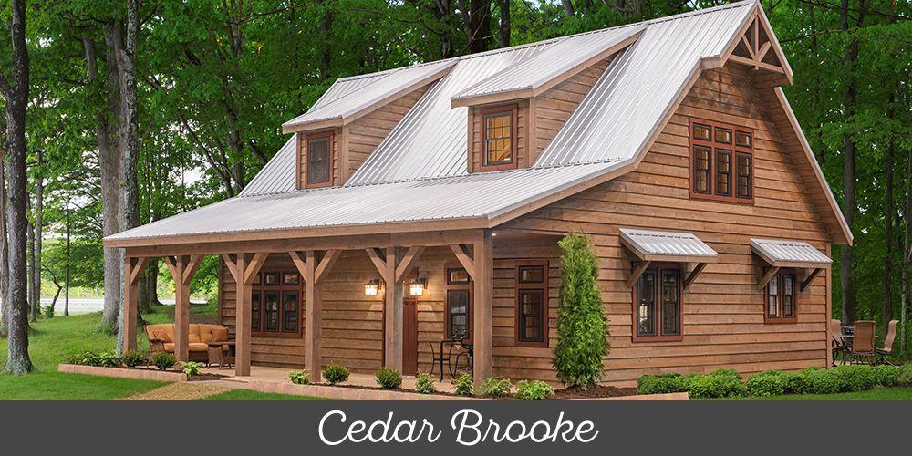Cedar Brooke Home Simple House Plans Simple House Simple House