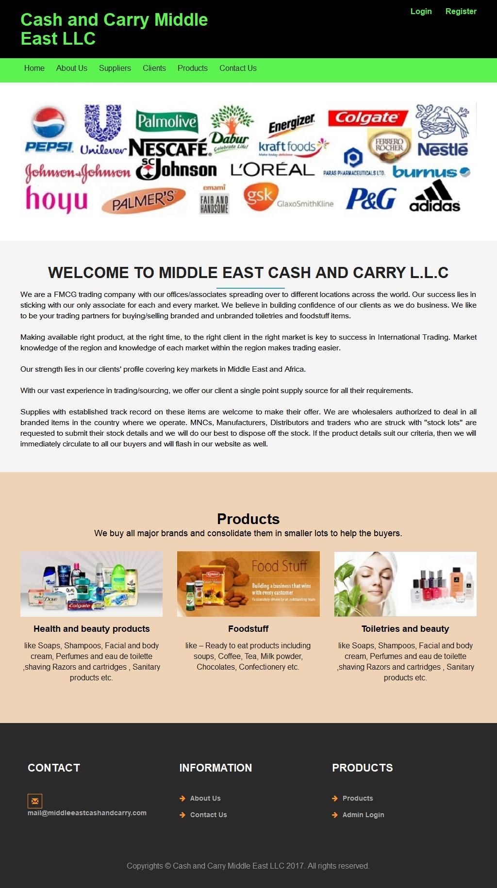 Cash Carry Middle East, Llc Juma Al Majid 3, 47, Sheikh
