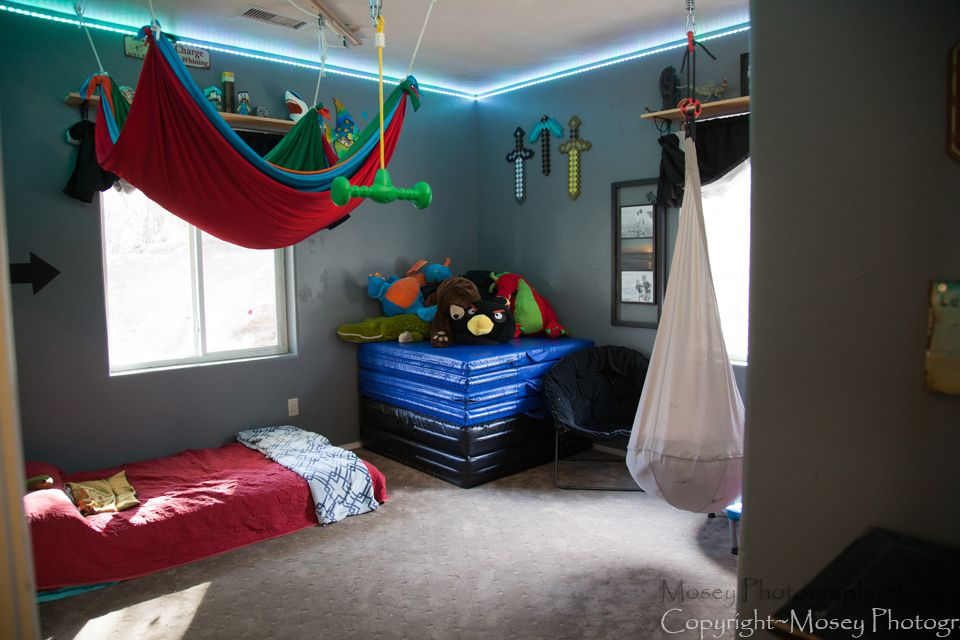 Reorganizing Room: Reorganizing Our Sensory Space Sneak Peak