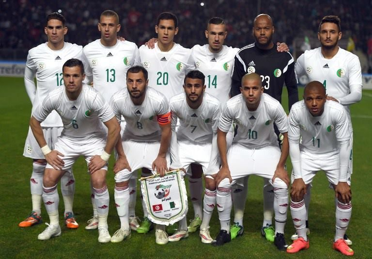 L Equipe Nationale D Algerie Football Sports Baseball