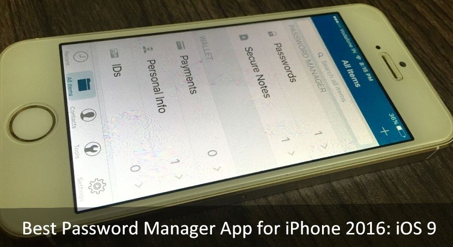 Here we will show you the best Password Manager App for
