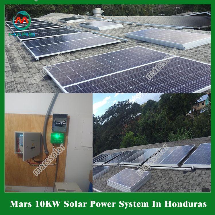 10kw Solar System In Honduras In 2020 Solar Panel Cost Solar Solar Panels