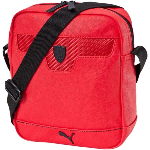 6c29dccb30 Puma Ferrari Portable Bag ( 25) ❤ liked on Polyvore featuring bags ...