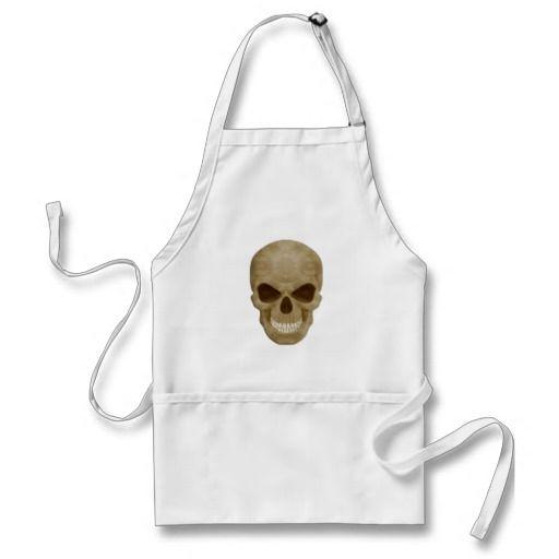 Camouflage Skull Apron http://www.zazzle.com/camouflage_skull_apron-154849391995627899?rf=238271513374472230  #halloween