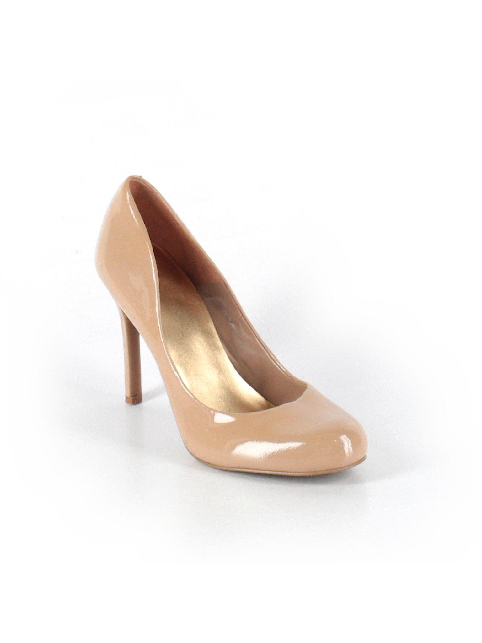 cd0c5b301513 Jessica Simpson Heels  Size 11.00 Tan Women s Clothing -  27.99 ...