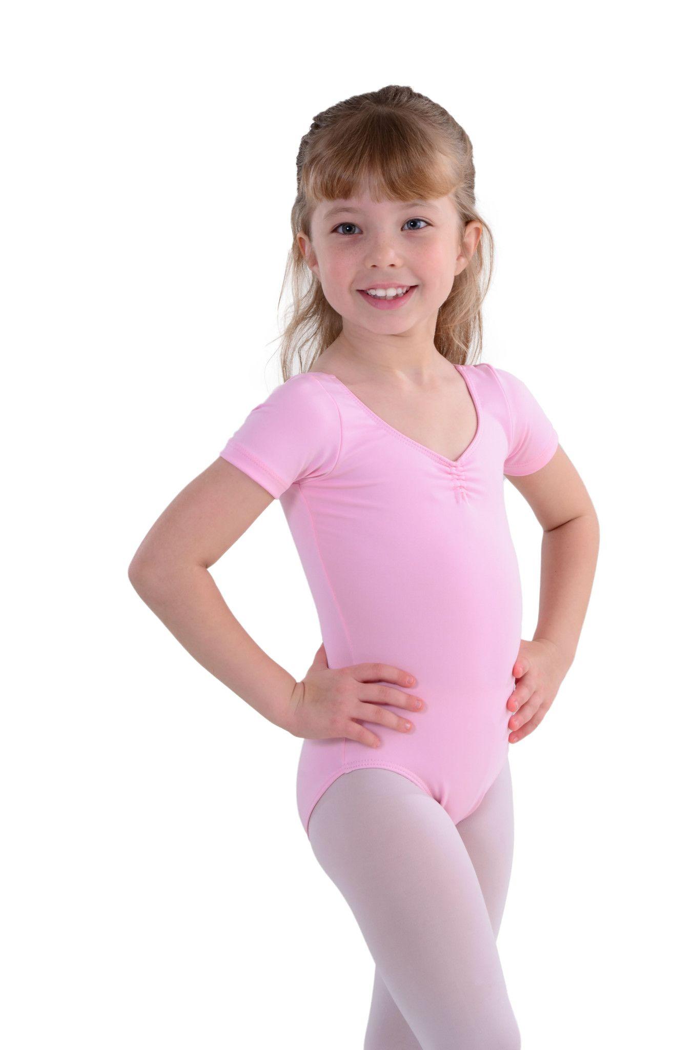 59f30e88a6952 Children's Cap Sleeve Leotard   So Danca   Leotards, Kids shorts ...