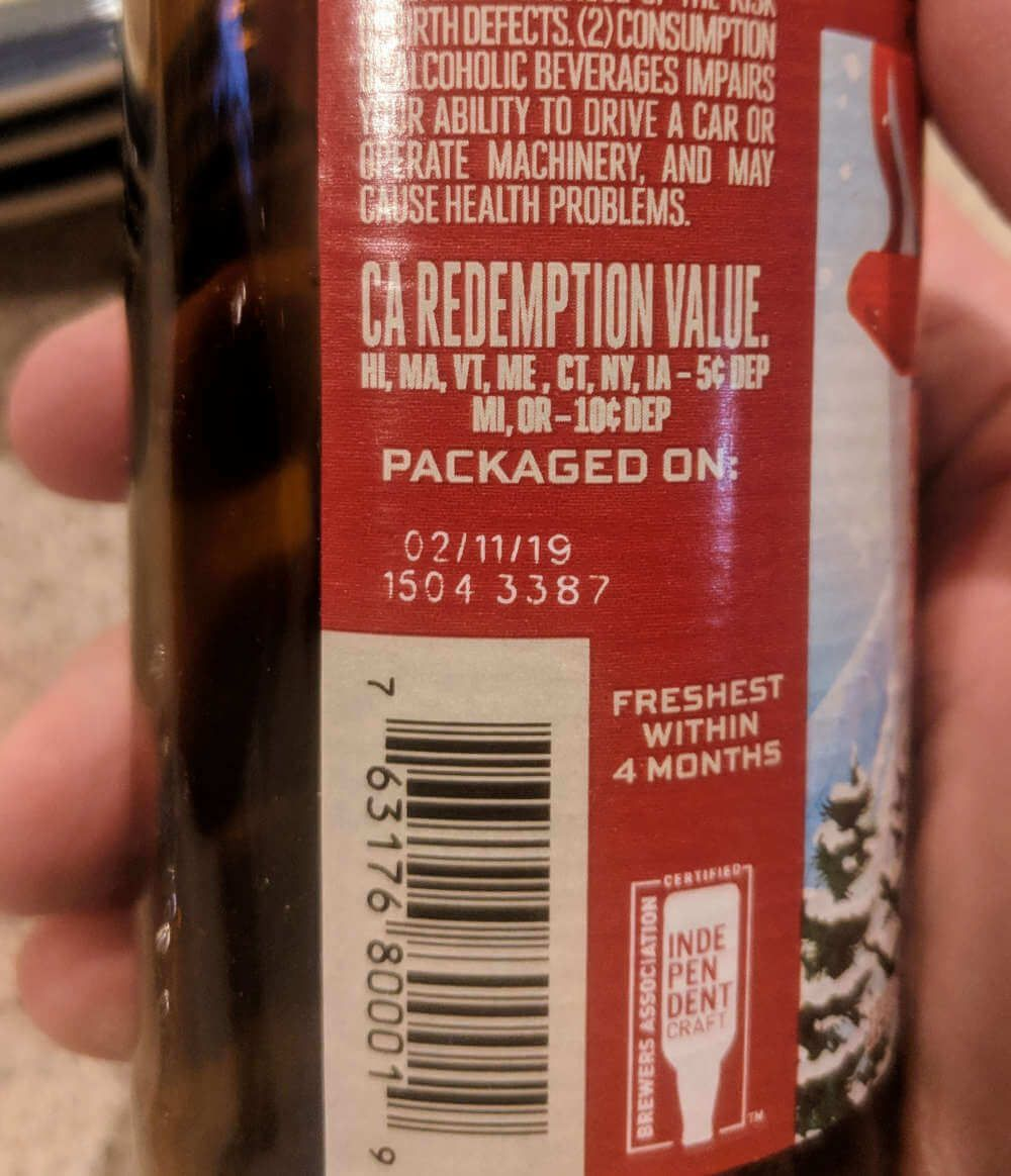 Deschutes Adds Packaged On Date To New Labels The Brew Site Deschutes Brewery Beer Industry Brewing