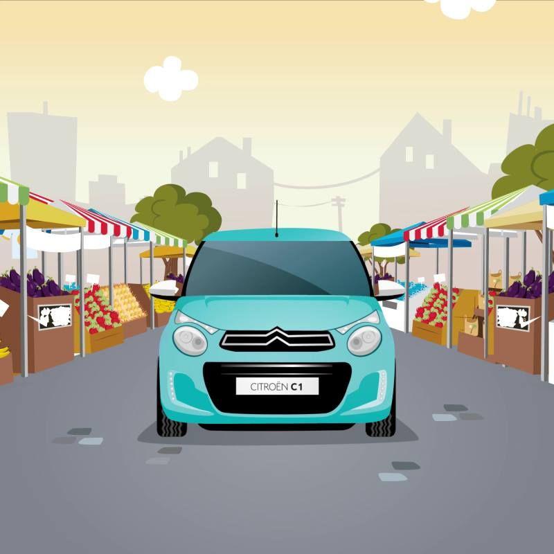 Overweeg jij om een kleine stadsauto te kopen? Geniet van 3,46m plezier met de compacte Citroën C1! Ontdek hem hier: http://ctrn.be/C1TCnl