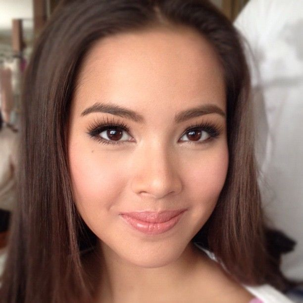 Natural Wedding Makeup Asian : Yaya sweetie ? Pinteres?