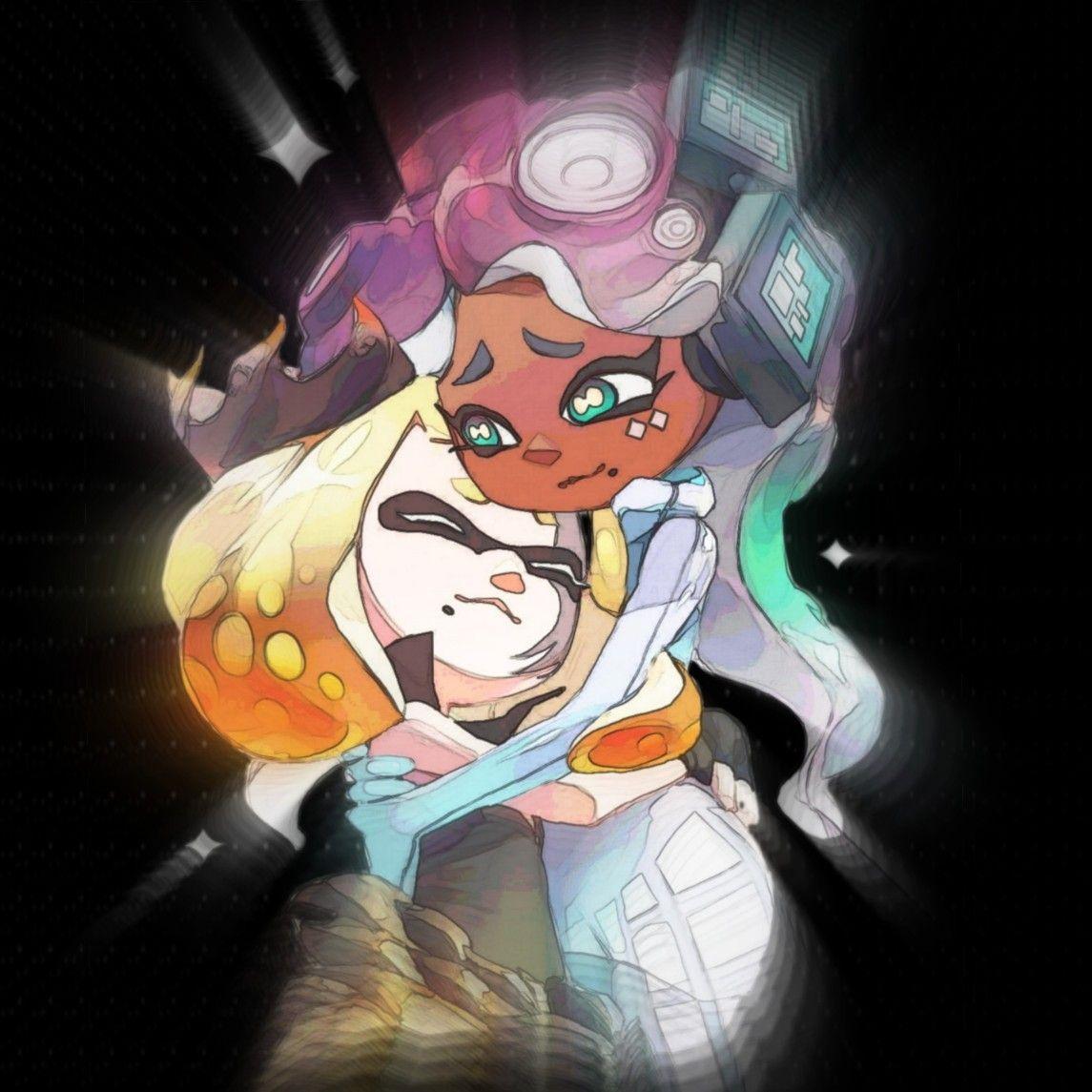 thanks for playing sob splatoon favorite character anime