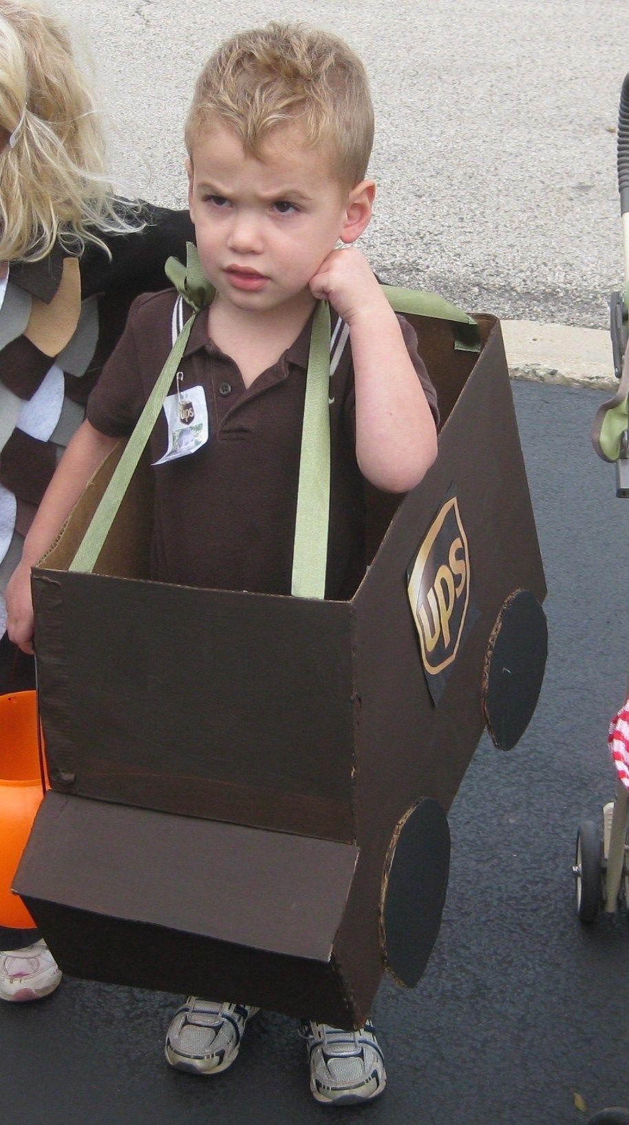 ... ups driver costume ...  sc 1 st  Best Kids Costumes & Ups Costume For Kids - Best Kids Costumes