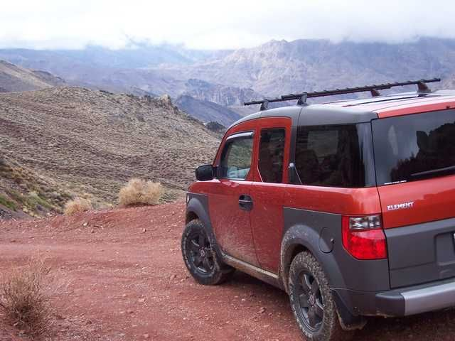 tall tires off road look photos honda element owners. Black Bedroom Furniture Sets. Home Design Ideas