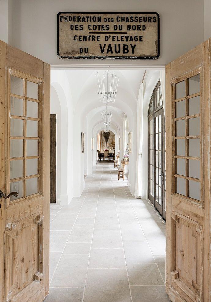 Wilding Residence by Thompson Custom Homes & Wilding Residence by Thompson Custom Homes | Antique doors Doors ...