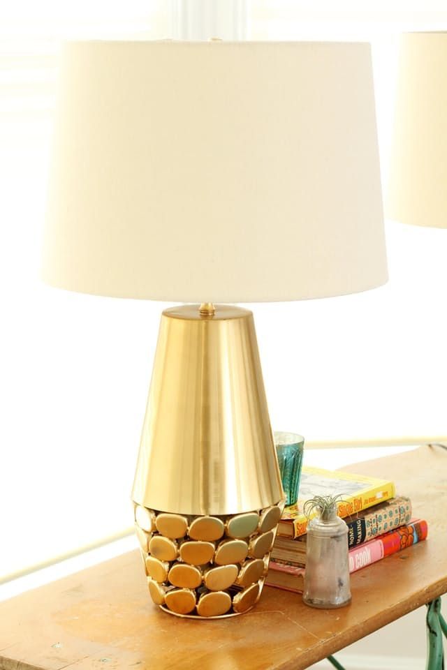The Perfect Pair How To Make Lamps From Decorative Vases Make A