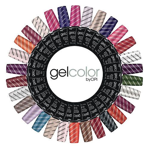 Gelcolor By Opi A Girls Gotta Spa Beauty Blog Pinterest Opi